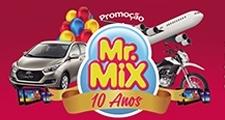 Mister Mix Comemora Aniversário