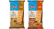 Aymoré Amplia Linha de Biscoitos Integrais